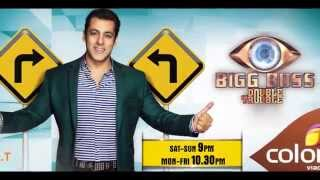 Bigg Boss - Double Trouble is on Colors