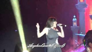 Angeline Quinto - CSI Mall Valentine Concert - I Wana Dance With Somebody