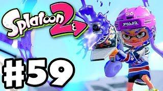 Splatoon 2 - Gameplay Walkthrough Part 59 - Custom Blaster! (Nintendo Switch)