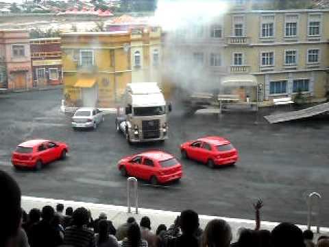 Extreme Show com Caminhão Beto Carrero