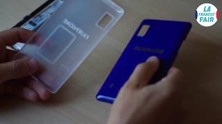 AVIS : Coque Slim transparente pour le Fairphone 2