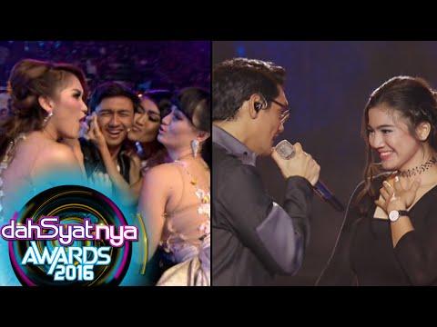 Download Lagu Afgan & Felycia 'Knock Me Out' Buat Hito & Cecepi Cemburu [Dahsyat Awards 2016] [25 Jan 2016]