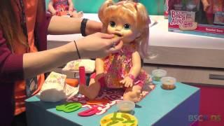 Baby Alive Snackin' Sara