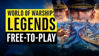 New Free-to-Play   World Of Warships: Legends   Beginners Guide & Overview