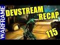 Devstream 115: Elite Alerts, Login Rewards + K-Drive Grindin! [Recap N Review]