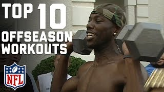 Top 10 Greatest Offseason Workouts of All-Time | NFL Highlights