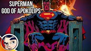 "Superman ""God of Apokolips"" (Darkseid War Aftermath) - Rebirth Complete Story"