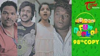 Fun Bucket | 98th Episode | Funny Videos | Harsha Annavarapu | #TeluguComedyWebSeries