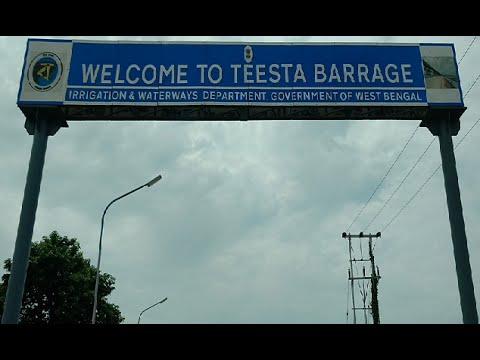 Teesta Barrage Jalpaiguri | Teesta River Dam at Gajoldoba, Jalpaiguri, West Bengal