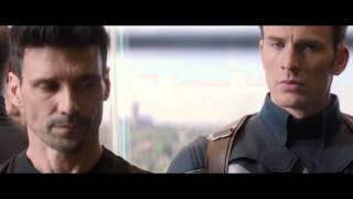 Captain America - Scena Ascensore