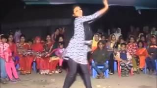 bangladeshi fatafati dance show at village Gaye ho