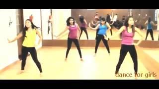 Nachan Farrate Maar Ke   Dance Choreography for Girls   All Is Well   Meet Bros   Kanika