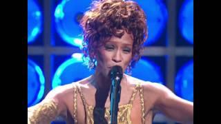 Whitney Houston at WMA 2004