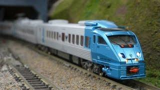 鉄道模型(Nゲージ):木漏れ日の森鉄道 vol.180:883系 特急「ソニック」