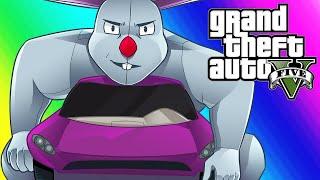 GTA5 Online Funny Moments - Sumo Gamemode Redux!