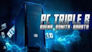 Review: PC Triple B Gaming PC Bueno, Bonita y Barata I