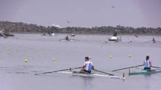 COTIVEL 2017 Regata 1 Final Damas Infantil A  720p