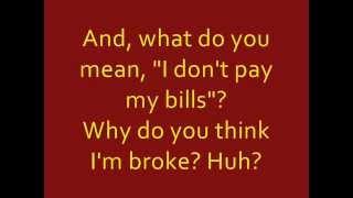Peace Sells - Megadeth (Lyrics)