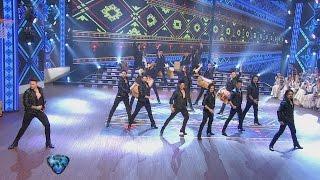 ¡Orgullo argentino! La espectacular actuación de Malevo que abrió la ronda de folclore