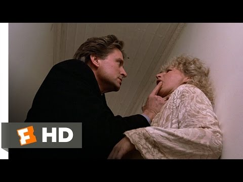 Fatal Attraction (6/8) Movie CLIP - Not Going to Be Ignored (1987) HD