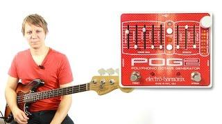 Electro Harmonix Pog 2 Bass