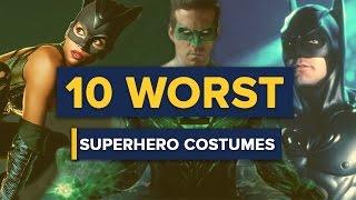 10 Worst Film Superhero Costumes