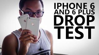 iPhone 6 vs 6 Plus Drop Test!