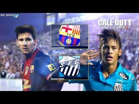 Messi vs Neymar Las mejores jugadas y goles • THE BIG DIFFERENCE