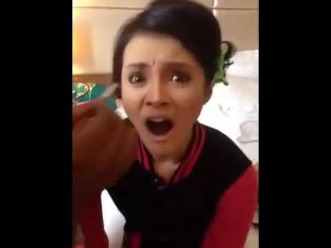 Almy Nadia masih dengan Fizz Fairuz ! Dengar la pengakuan dia !