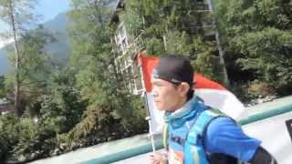 Ultra Trail du Mont Blanc (UTMB) 2013