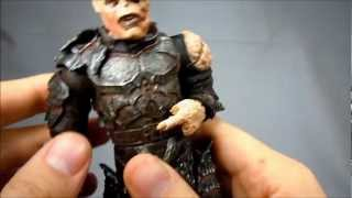 Toy Biz Lord of the Rings Gothmog Review