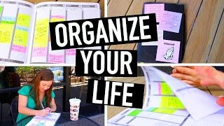 Organize Your Life LIKE A BOSS!