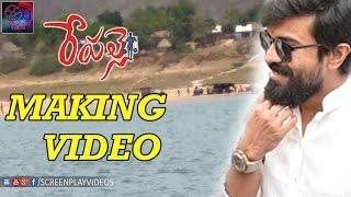 #RC11 #Repalle Movie Making Video || #Ramcharan New Movie Working Stills - Sukumar,Samantha