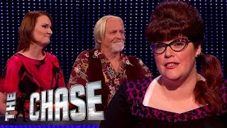The Chase | Fiona and Richard's £11,000 Difficult Final Chase Against The Vixen