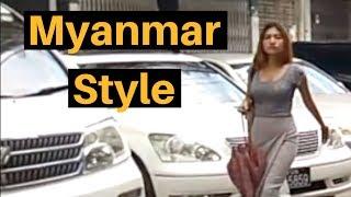 Fun & Fashion in Yangon, Myanmar