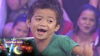 GGV: The 'gigil kid' turns into a fortune teller