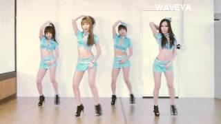 티아라 T-ara 넘버9 Number Nine K-pop Dance Cover Video 웨이브야 Waveya