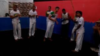 Professor  Bem-te-vi capoeira Moriá Brasil Maceió-AL Roda no C T W J