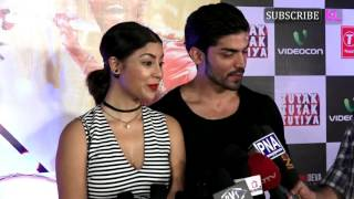 Gurmeet Choudhary and Debina Bonnerjee | Special Screening of movie Tutak Tutak Tutiya