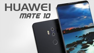 Huawei Mate 10 introduction