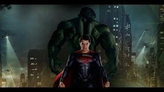 Superman Vs Hulk Epic Trailer (Fan-Made)