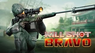 Kill Shot Bravo (by Hothead Games Inc.) - iOS / Android - HD (Sneak Peek) Gameplay Trailer