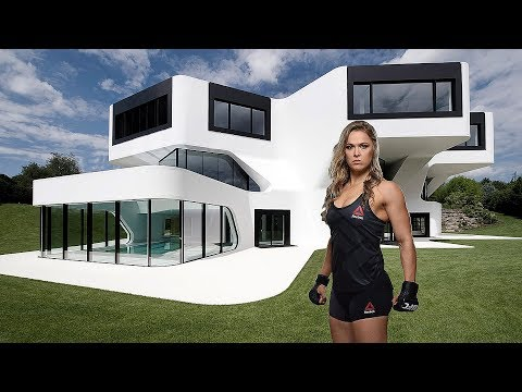 Xxx Mp4 Ronda Rousey's Lifestyle ★ 2019 3gp Sex