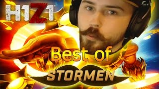 H1Z1 - #1 Ranked Player StormenTV (BEST SHOTS AND EPIC MOMENTS) #5