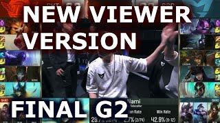 Samsung vs SK Telecom T1 Game 2 - New Viewer Stream | Grand Finals LoL S6 Worlds 2016