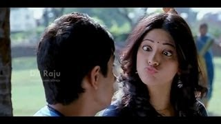 SVSC Dil Raju - Oh My Friend Movie Scenes - Siddharth patching up with Shruti Hassan - Hansika
