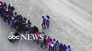 More kids separated from parents at border: Report