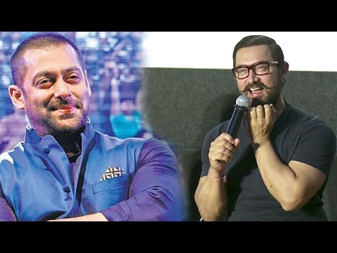 Xxx Mp4 Aamir On Salman Khan S Support For DANGAL Movie After His Support For SULTAN 3gp Sex