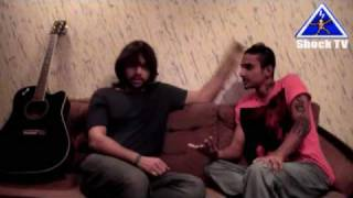 Shock Tv Pakistan - Exclusive Interview With Nouman Javaid - Unplugged Off Record Part 2