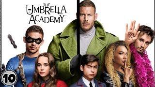 Top 10 Umbrella Academy Shocking Facts